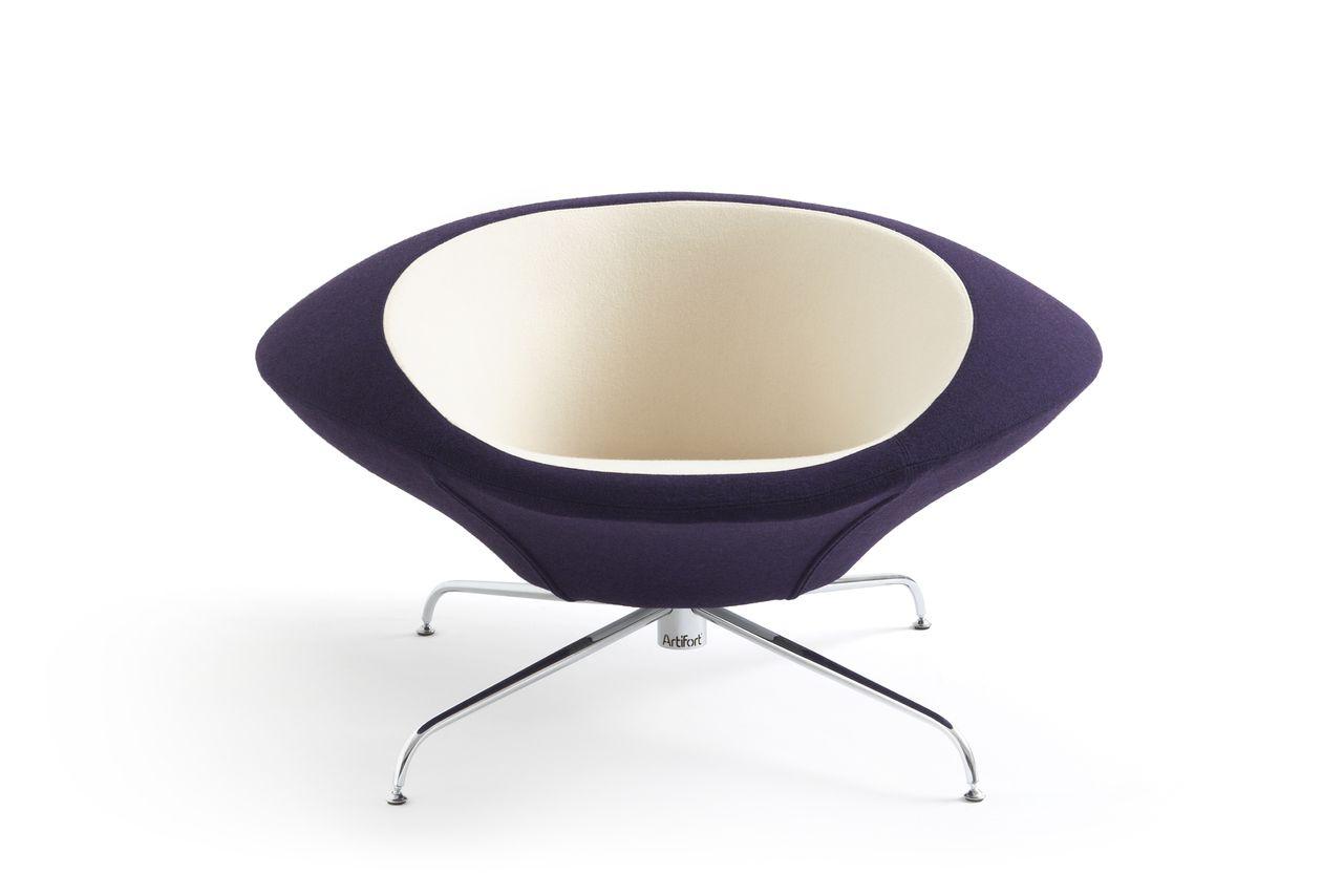 Kirk purple-white
