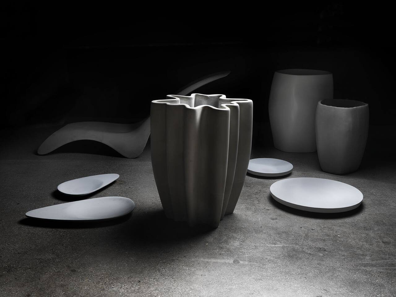 Meander - Monolith - Dishes