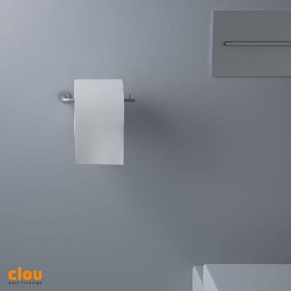 Slim roll holder